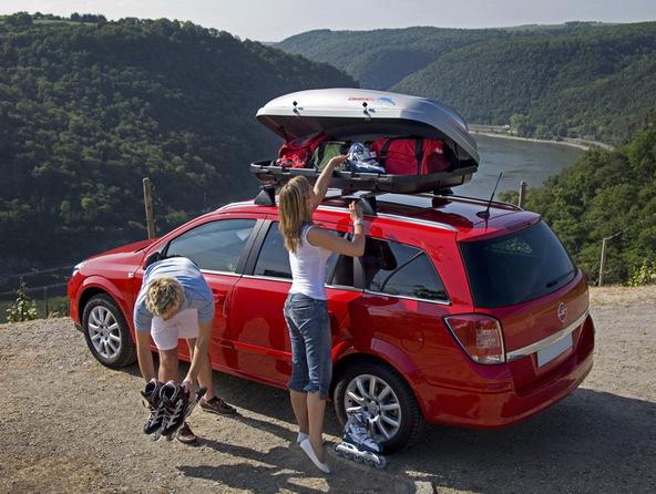 Монтаж багажника на крышу авто своими руками