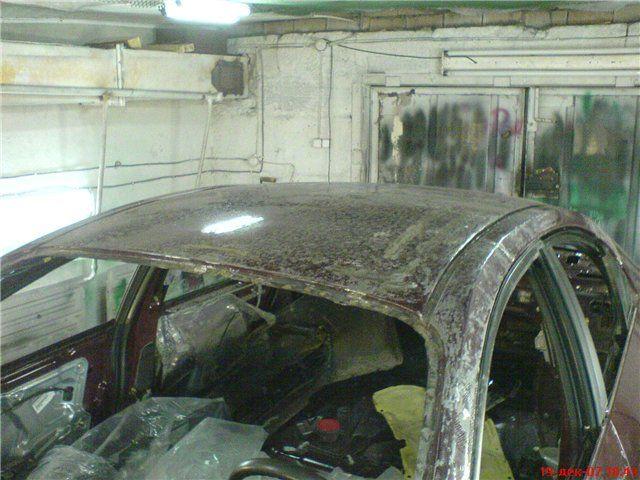 Где делать кузовной ремонт в СПб