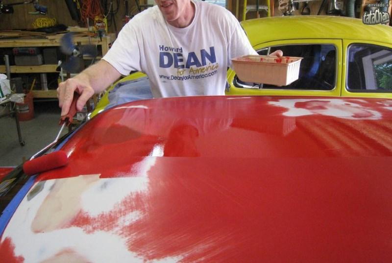 Как самому недорого покрасить свой автомобиль