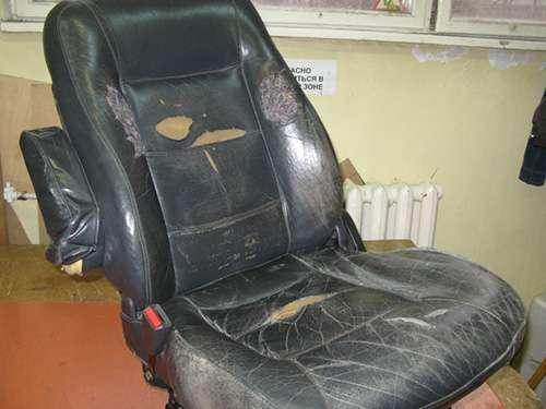 Как самому отремонтировать сиденья в автомобиле
