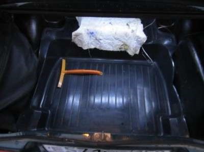 Подсветка бардачка и багажника в авто своими руками