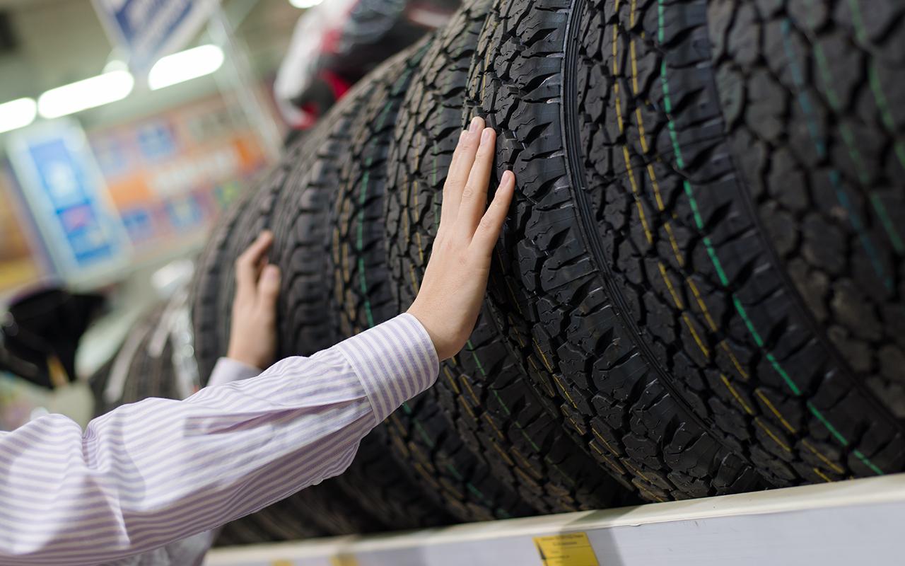 Покупка автомоибльных шин в интернет-магазине