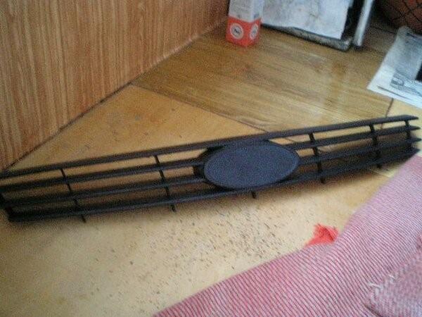 Тюнингованая решетка радиатора на Приору своими руками