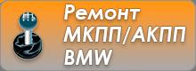 Ремонт МКПП/АКПП BMW