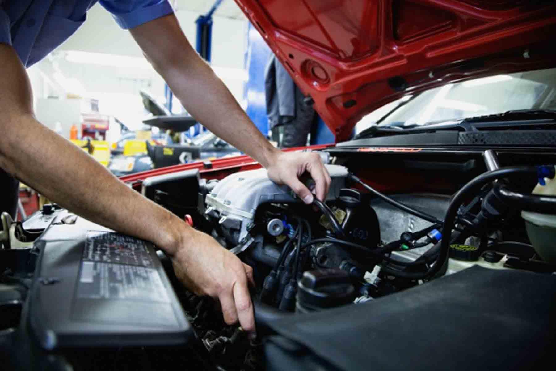 Диагностика и ремонт легковых авто