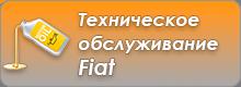 Техническое обслуживание Fiat