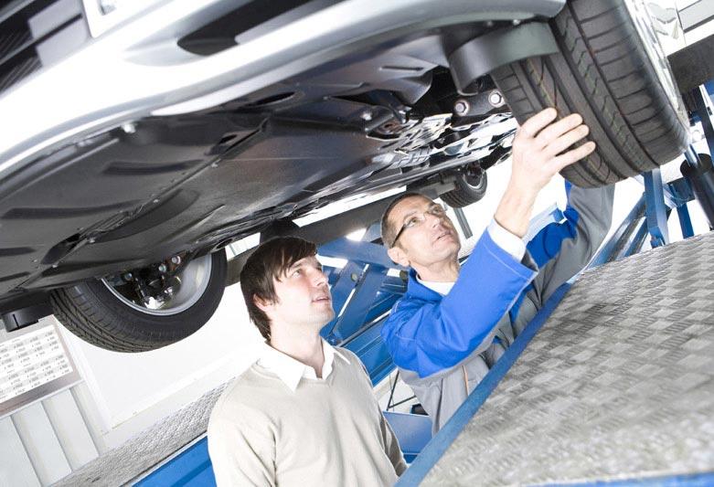 Где можно качественно провести ремонт авто