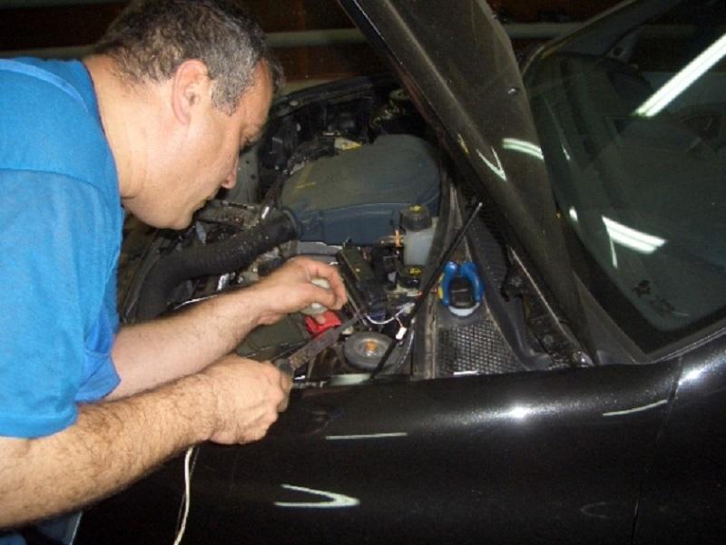 Как снять старую сигнализацию с машины своими руками 18