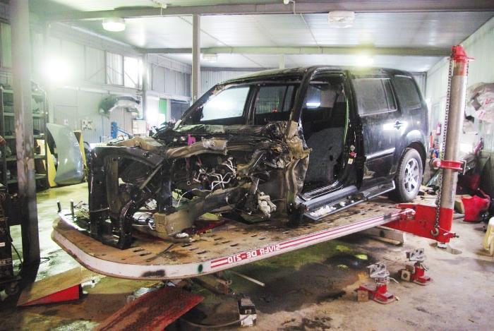 Лучший локальный ремонт авто