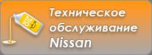 Техническое обслуживание Nissan