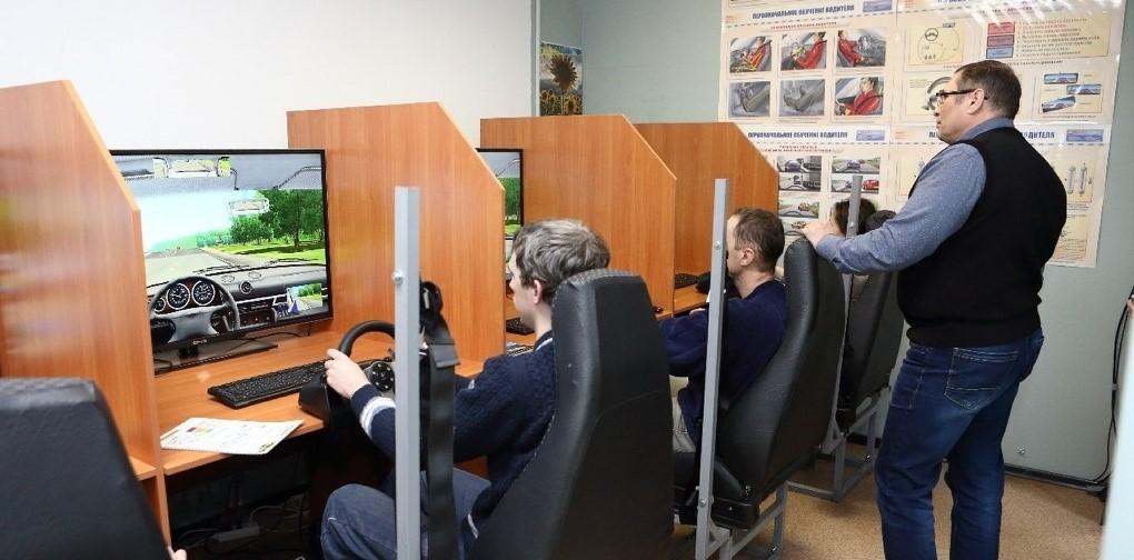 Инновационная система обучения будущих водителей