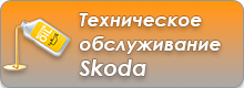 Техническое обслуживание Skoda