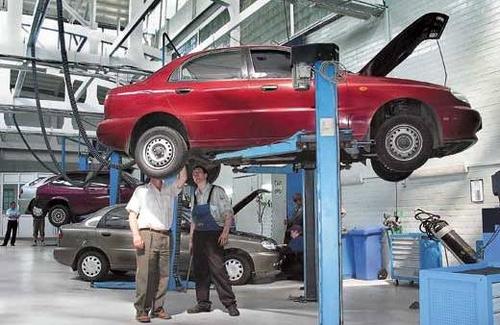 Сколько стоит восстановительный ремонт авто