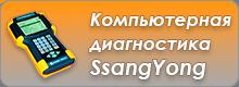 Компьютерная диагностика SsangYong