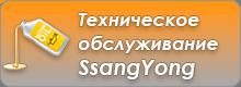 Техническое обслуживание SsangYong