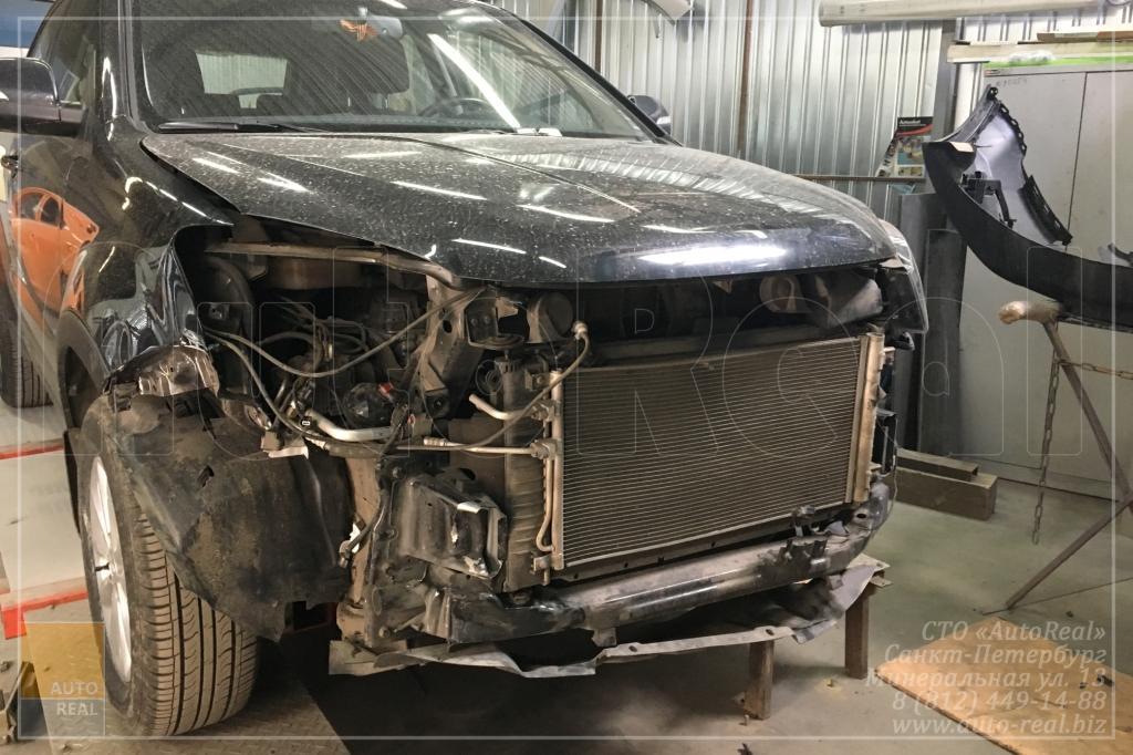 Кузовной ремонт СсангЙонг