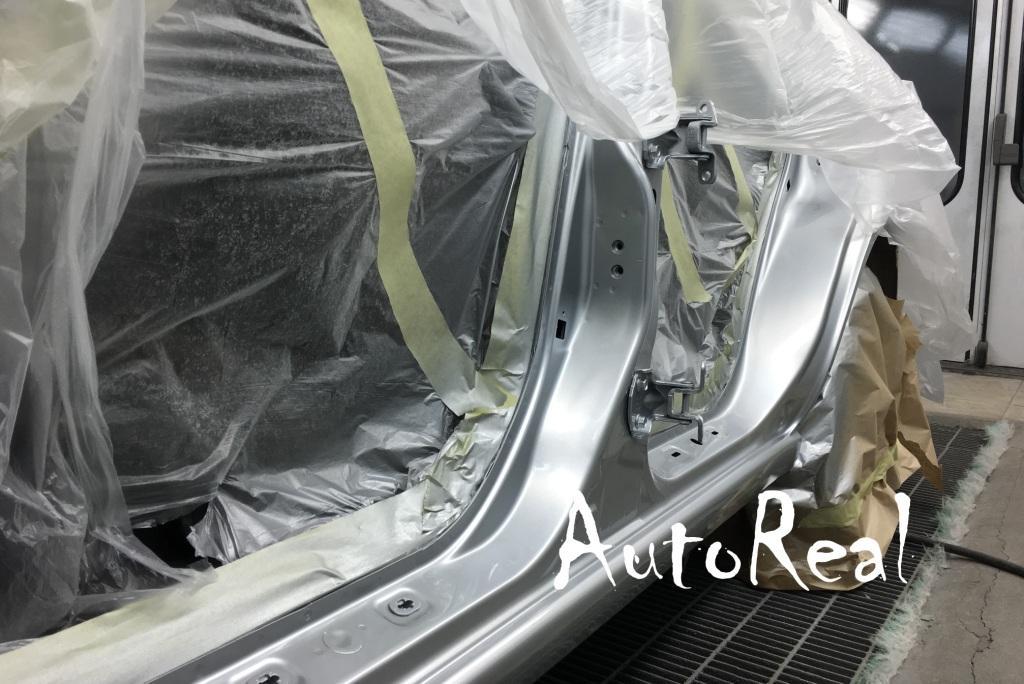 Кузовной ремонт Субару